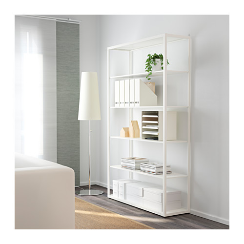FJÄLKINGE - 層架組合, 白色 | IKEA 香港及澳門 - PE564013_S4