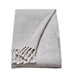 OMTÄNKSAM - 輕便暖氈, 淺灰色 | IKEA 香港及澳門 - PE767760_S3