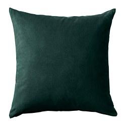 SANELA - 咕𠱸套, 深綠色 | IKEA 香港及澳門 - PE678603_S3