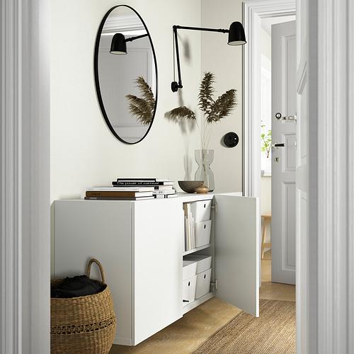 BESTÅ - 上牆式貯物組合, white/Lappviken white   IKEA 香港及澳門 - PE824175_S4