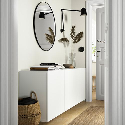 BESTÅ - 上牆式貯物組合, white/Lappviken white   IKEA 香港及澳門 - PE824216_S4