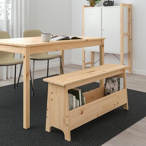PERJOHAN - bench with storage, pine | IKEA Hong Kong and Macau - PE824237_S4