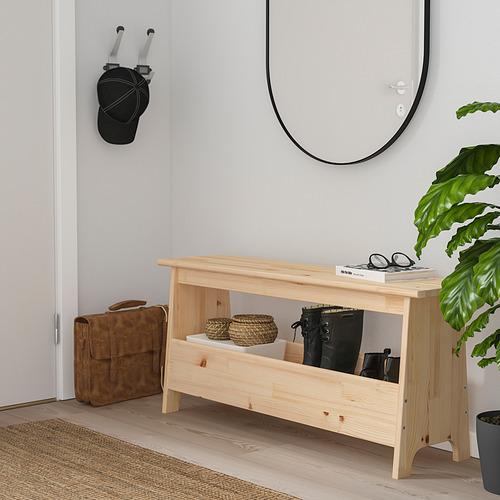 PERJOHAN - bench with storage, pine | IKEA Hong Kong and Macau - PE824236_S4