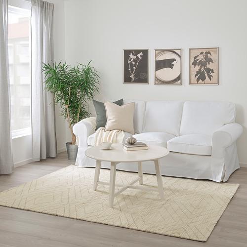 MARSTRUP - rug, low pile, beige | IKEA Hong Kong and Macau - PE767922_S4