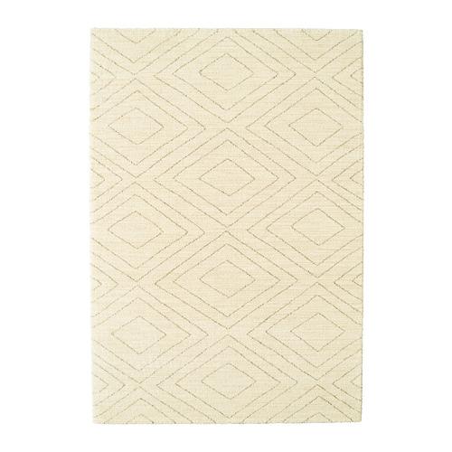 MARSTRUP - rug, low pile, beige | IKEA Hong Kong and Macau - PE767925_S4