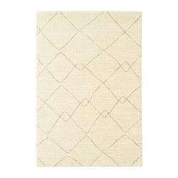 TVERSTED - 短毛地氈, 米黃色 | IKEA 香港及澳門 - PE767923_S3