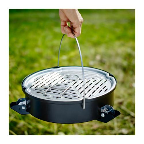 KORPÖN - 便攜式木炭燒烤爐, 黑色 | IKEA 香港及澳門 - PE566011_S4