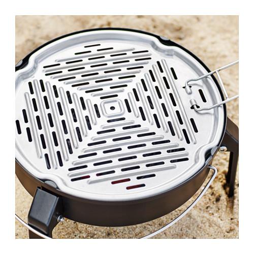 KORPÖN - 便攜式木炭燒烤爐, 黑色 | IKEA 香港及澳門 - PE565976_S4