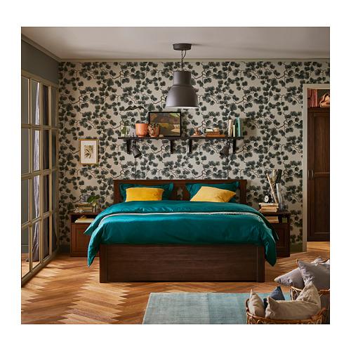 SONGESAND - 特大雙人床架連2個抽屜, Luröy   IKEA 香港及澳門 - PH162917_S4