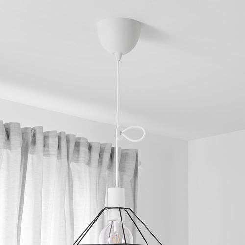 SUNNEBY - 電線套裝, 白色 布料 | IKEA 香港及澳門 - PE768077_S4