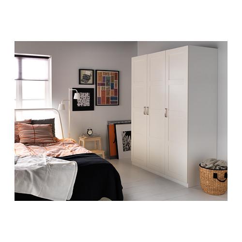 PAX - 衣櫃, 白色/Bergsbo 白色 | IKEA 香港及澳門 - PE413838_S4