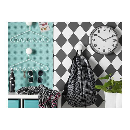 PUGG - wall clock, stainless steel | IKEA Hong Kong and Macau - PH137724_S4