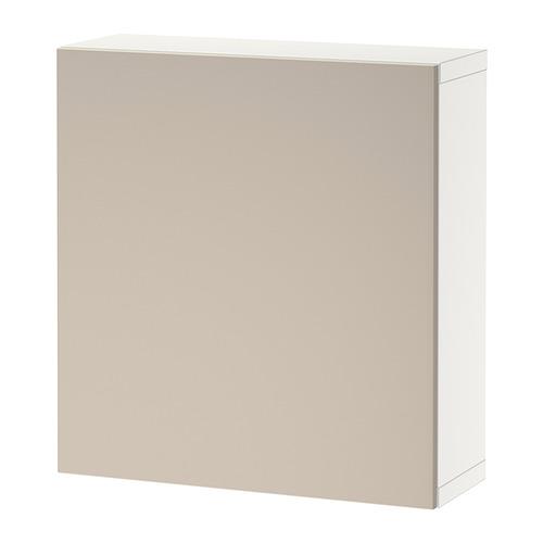 BESTÅ - 層架組合連門, white/Lappviken light grey/beige   IKEA 香港及澳門 - PE824367_S4
