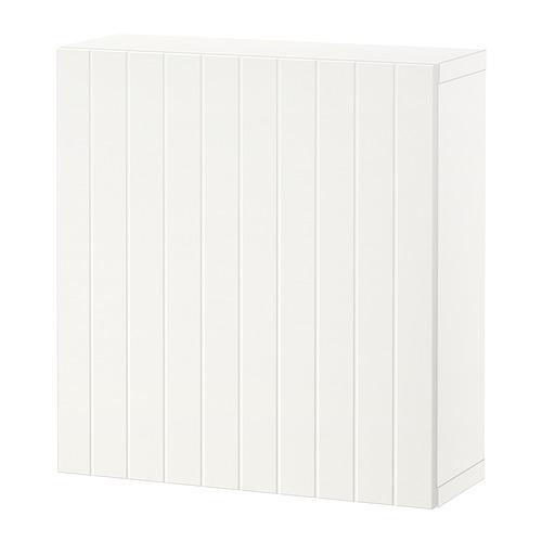 BESTÅ - 層架組合連門, white/Sutterviken white | IKEA 香港及澳門 - PE824368_S4