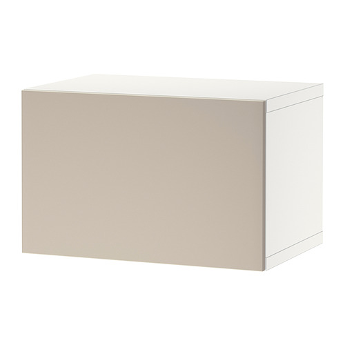 BESTÅ - 上牆式貯物組合, white/Lappviken light grey-beige   IKEA 香港及澳門 - PE824411_S4