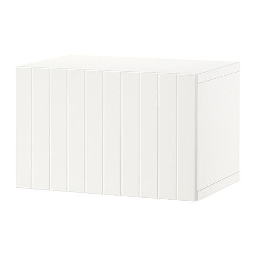 BESTÅ - 層架組合連門, white/Sutterviken white   IKEA 香港及澳門 - PE824417_S4