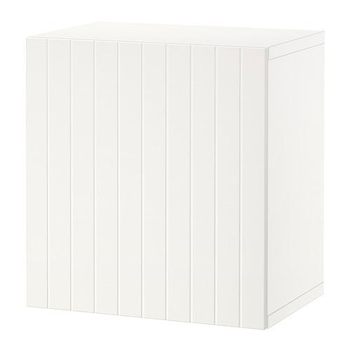 BESTÅ - 上牆式貯物組合, white/Sutterviken white | IKEA 香港及澳門 - PE824423_S4