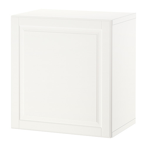 BESTÅ - 層架組合連門, 白色/Smeviken 白色 | IKEA 香港及澳門 - PE824426_S4