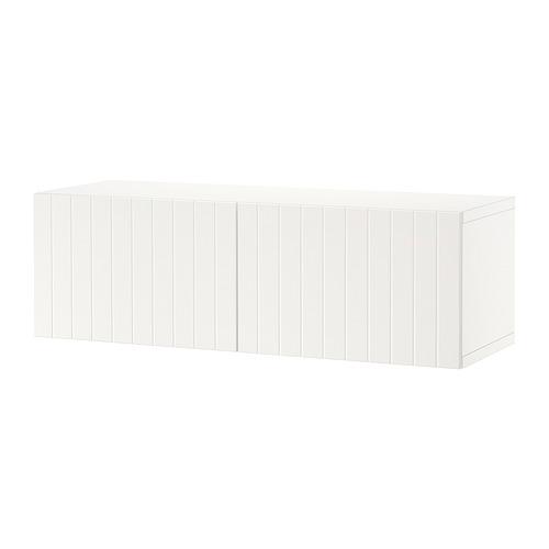 BESTÅ - 層架組合連門, white/Sutterviken white | IKEA 香港及澳門 - PE824444_S4