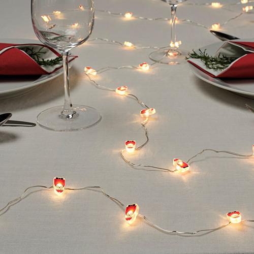 STRÅLA LED燈串附有30個燈膽