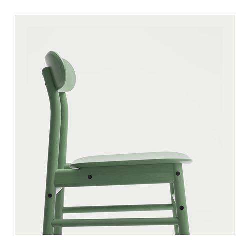 RÖNNINGE/STENSELE - table and 2 chairs, light grey/light grey green | IKEA Hong Kong and Macau - PE724135_S4