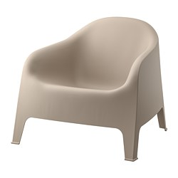 SKARPÖ - armchair, outdoor, dark beige | IKEA Hong Kong and Macau - PE768183_S3