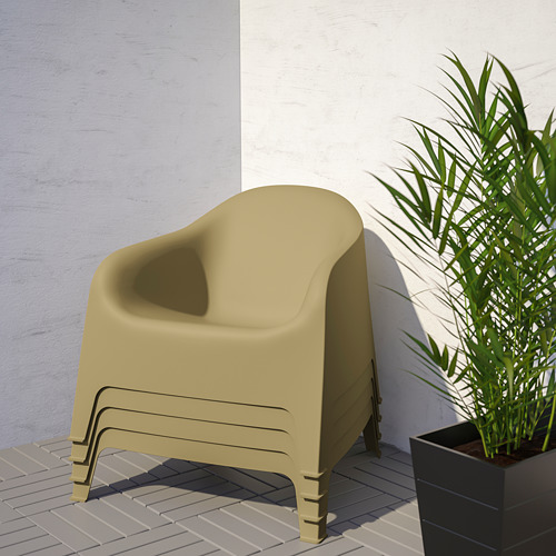 SKARPÖ armchair, outdoor