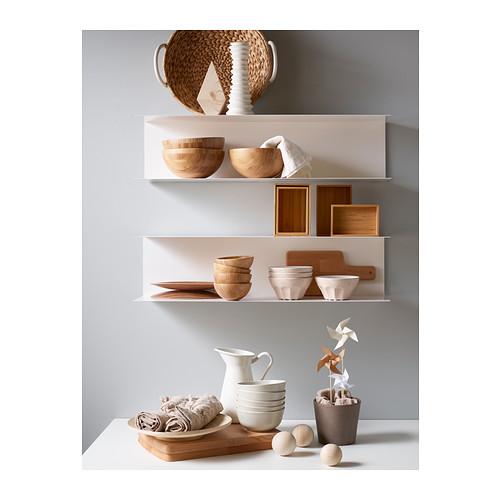 BOTKYRKA - wall shelf, white | IKEA Hong Kong and Macau - PE390210_S4