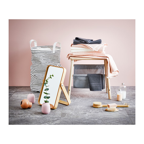 VÅGSJÖN - 浴巾, 白色 | IKEA 香港及澳門 - PH145439_S4