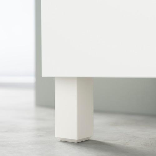 BESTÅ - 電視几連抽屜/門, white/Riksviken/Stubbarp light bronze effect | IKEA 香港及澳門 - PE824557_S4