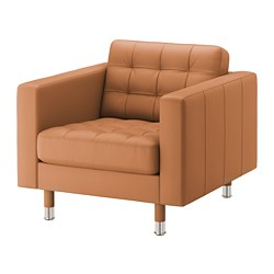 LANDSKRONA - armchair, Grann/Bomstad golden-brown/metal | IKEA Hong Kong and Macau - PE680149_S3