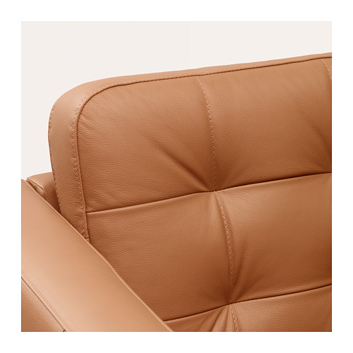 LANDSKRONA - 5-seat sofa, with chaise longues/Grann/Bomstad golden-brown/metal | IKEA Hong Kong and Macau - PE680164_S4