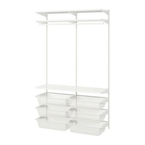 BOAXEL - 2 sections, white | IKEA Hong Kong and Macau - PE770061_S4