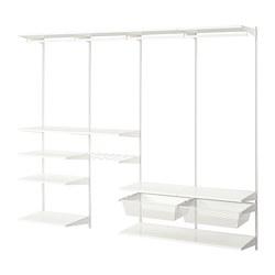 BOAXEL - 貯物組合, 白色   IKEA 香港及澳門 - PE770079_S3