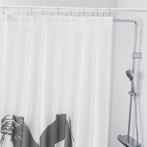 LYKTFIBBLA 浴簾