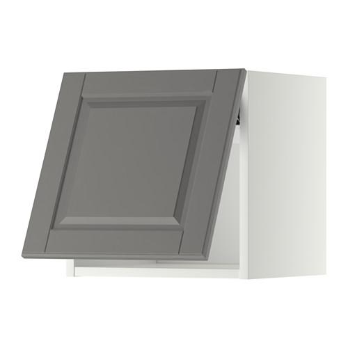 METOD - 橫吊櫃, 白色/Bodbyn 灰色 | IKEA 香港及澳門 - PE357454_S4