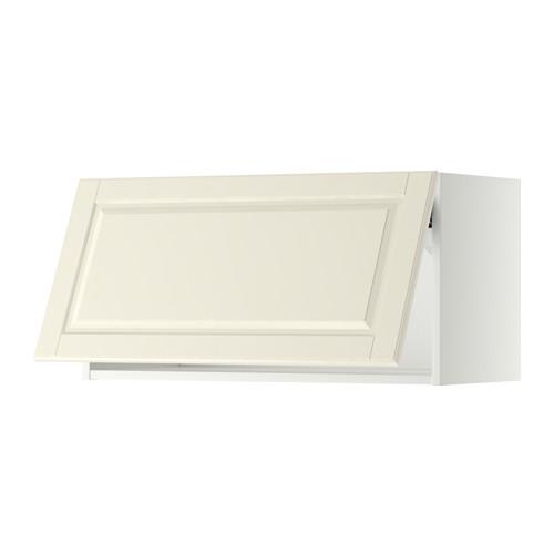 METOD - 橫吊櫃, 白色/Bodbyn 灰白色 | IKEA 香港及澳門 - PE357540_S4