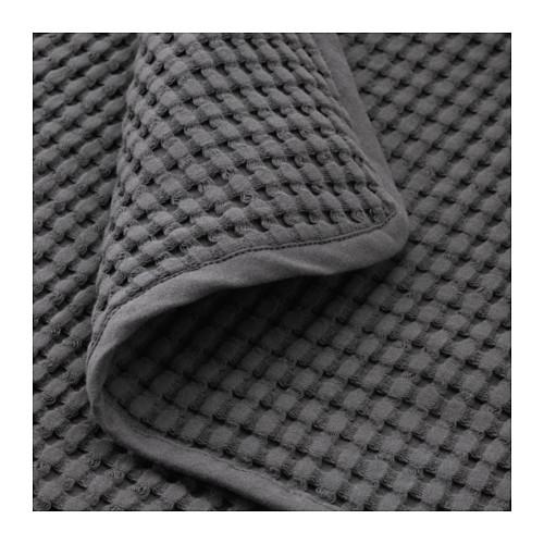 VÅRELD - bedspread, dark grey | IKEA Hong Kong and Macau - PE632110_S4