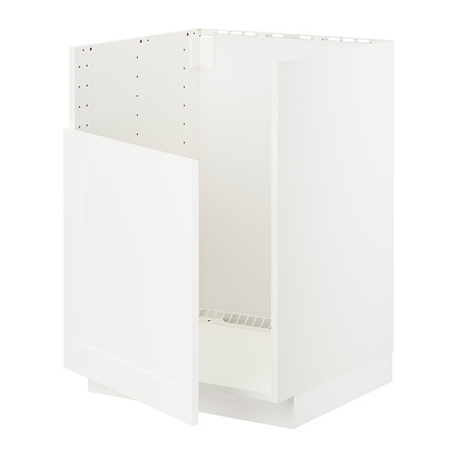 METOD - base cabinet f BREDSJÖN sink, white/Sävedal white | IKEA Hong Kong and Macau - PE724429_S4