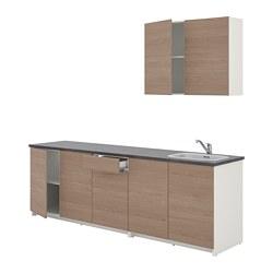KNOXHULT - 廚房, 木紋 灰色   IKEA 香港及澳門 - PE768546_S3