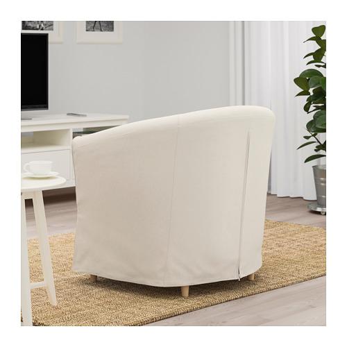 TULLSTA - armchair, Lofallet beige | IKEA Hong Kong and Macau - PE680493_S4