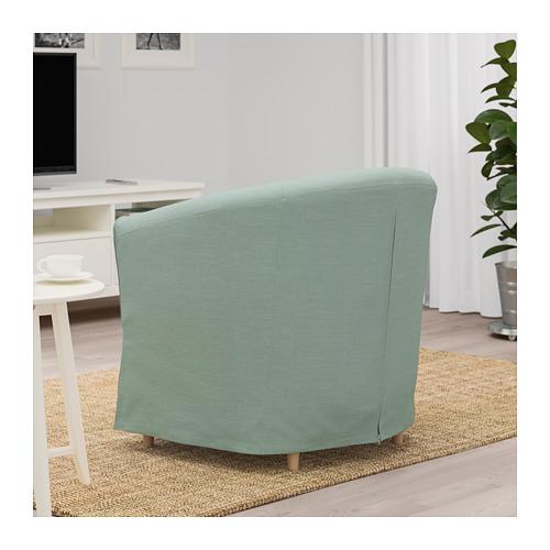 TULLSTA - armchair, Nordvalla light green | IKEA Hong Kong and Macau - PE680496_S4