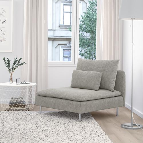 SÖDERHAMN - 單座位梳化, Viarp 米黃色/褐色 | IKEA 香港及澳門 - PE768590_S4
