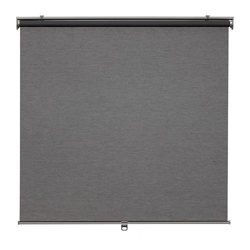 SKOGSKLÖVER - roller blind, 60x195cm, grey | IKEA Hong Kong and Macau - PE680583_S4