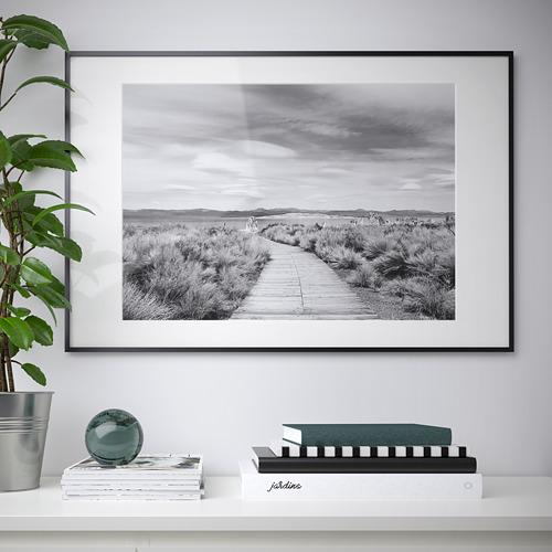LOMVIKEN - frame, black | IKEA Hong Kong and Macau - PE661097_S4