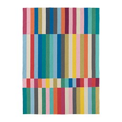 HALVED - 平織地氈, 手製 彩色 | IKEA 香港及澳門 - PE680632_S3