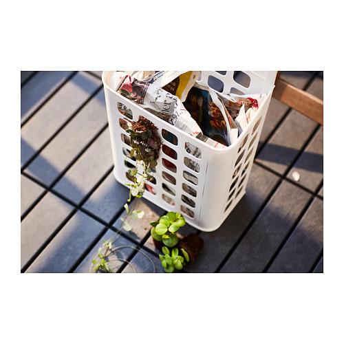 VARIERA - 垃圾桶, 白色 | IKEA 香港及澳門 - PH142088_S4
