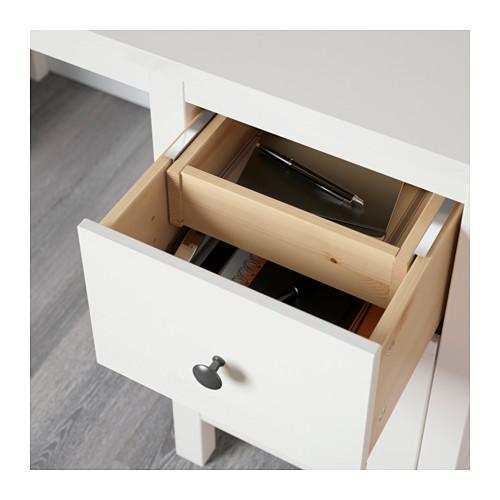 HEMNES - desk, 155x65x74 cm, white stain   IKEA Hong Kong and Macau - PE565219_S4