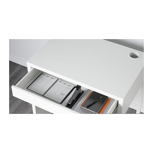 MICKE - desk, width 73 x depth 50cm, white   IKEA Hong Kong and Macau - PE565227_S4