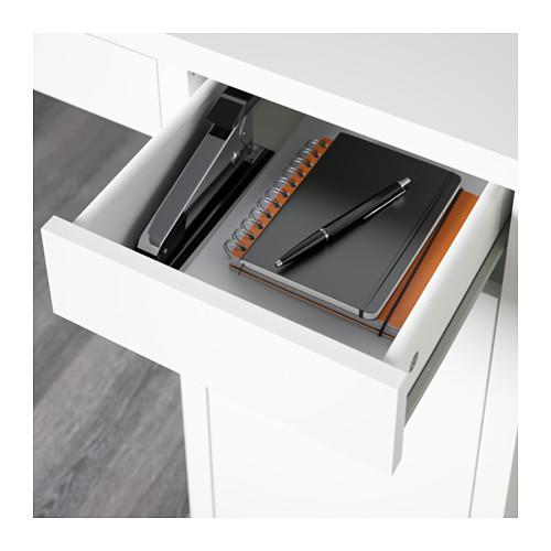 MICKE - desk, width 105 x depth 50cm, white | IKEA Hong Kong and Macau - PE565231_S4